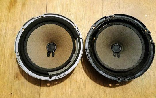 Punto 188 mk2 speaker upgrade