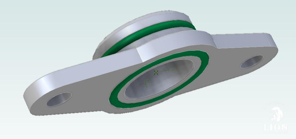 Oil seal upgrade 71754365 design