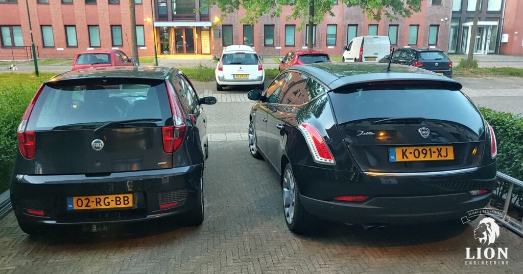 The Delta with my Punto HGT Mjtd